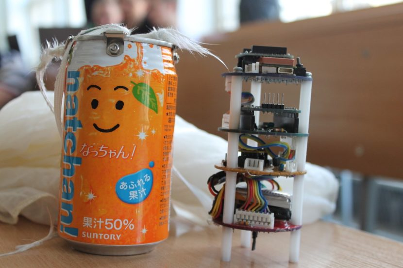 A Real Satellite in a Can: Can...